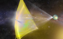 """Hệ thống laser 100 gigawatt có khả năng """"đốt cháy cả một thành phố"""" sẽ là nguồn năng lượng đưa ta du hành sang hệ sao khác"""