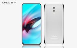 Tiếp tục lộ thiết kế ấn tượng của smartphone không nút bấm Vivo Apex 2019