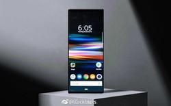 Sony Xperia XZ4 lộ ảnh thực tế với màn hình tỷ lệ 21:9 siêu dài