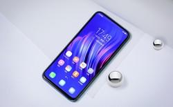 """Cận cảnh smartphone """"không lỗ"""" Vivo APEX 2019: Cổng sạc nam châm, truyền âm thanh qua màn hình, nút bấm cảm ứng lực, RAM 12GB"""