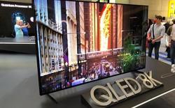 Samsung công bố giá loạt TV QLED 8K mới, đắt nhất gần 400 triệu, rẻ nhất cũng hơn 116 triệu