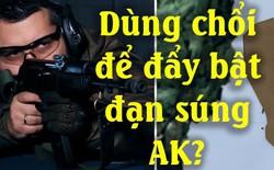 [Vietsub] Vén màn bí ẩn: Dùng chổi che chắn thì sẽ an toàn trước đạn 5.45 mm của súng AK?
