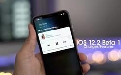Bản cập nhật iOS 12.2 có tính năng gì mới?