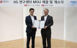 5G còn chưa thành hình, LG đã ôm mộng đi đầu phát triển 6G