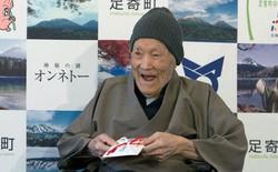 Người đàn ông cao tuổi nhất thế giới đã qua đời ở tuổi 113, chưa rõ ai sẽ là kỷ lục gia tiếp theo