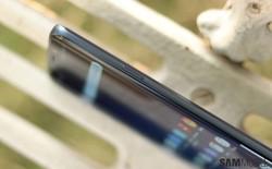 Tấm bảo vệ tiết lộ màn hình cong không đáng kể của Galaxy S10