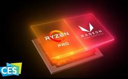 AMD xác nhận sẽ trình làng SoC 7nm mới nhất tại CES 2019