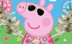 Các con buôn Trung Quốc đã hái ra tiền từ meme Peppa Pig như thế nào?