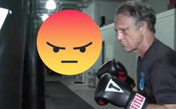 Trấn lột đúng cụ ông từng 5 lần vô địch kickboxing thế giới, tên cướp lĩnh ngay bài học nhớ đời
