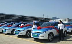 """Sau xe bus, Thâm Quyến """"điện hóa"""" 99% số xe taxi đang hoạt động"""