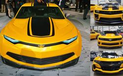 Bạn đã có thể sở hữu một chiếc Chevrolet Camaros phiên bản Bumblebee trong phim Transformers, trừ khả năng biến hình
