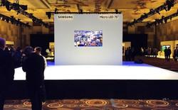 [CES 2019] Samsung giới thiệu màn hình công nghệ Micro LED thế hệ thứ hai kích cỡ siêu khủng lên tới 219 inch