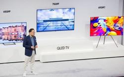 Apple chuyển hướng sang mảng dịch vụ, đưa ứng dụng iTunes lên Smart TV của Samsung