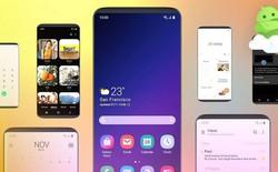 [Infographic] Hành trình phát triển trải nghiệm người dùng trên smartphone Galaxy tới One UI ngày nay