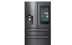 [CES 2019] Nếu quên đóng cửa, tủ lạnh thông minh mới của Samsung sẽ nhắc bạn qua smartphone