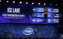 [CES 2019] Sau khi AMD giới thiệu chip 12nm, Intel ngay lập tức ra mắt chip xử lý 10nm Ice Lake