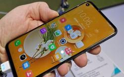 [CES 2019] Xuất hiện thêm một chiếc smartphone màn hình đục lỗ, với viền màn hình khá mỏng