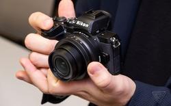 Nikon ra mắt Z50: Máy ảnh mirrorless nhỏ gọn, cảm biến APS-C, giá dưới 1.000 USD