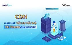 CDN - Giải pháp tối ưu tốc độ tải trang của website
