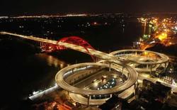 Thiết kế chiếc cầu vừa mới thông xe tại Hải Phòng đặc biệt như thế nào?