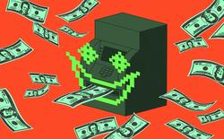 """Malware có khả năng ép máy ATM phải """"phun"""" hết tiền ra đang trên đà lây lan"""