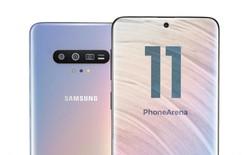 Galaxy S11 sẽ được trang bị màn hình tỷ lệ 20:9, viền mỏng và có kích thước lớn hơn?