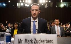 Mark Zuckerberg sẽ phải ngồi tù 20 năm, nếu như bộ luật mới về quyền riêng tư được thông qua