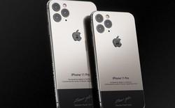 """Bản iPhone 11 chỉ dành cho ai """"sinh ra ở vạch đích"""": Full giáp titan, đính vải áo len của Steve Jobs, giá 225 triệu"""