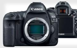 Canon đang phát triển máy ảnh 5D Mark V, sẽ công bố vào cuối 2020