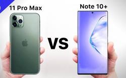 Đọ tốc độ mở ứng dụng trên iPhone 11 Pro Max và Galaxy Note10+: Cả hai đều thắng, nhưng iPhone lại lộ ra điểm yếu bất ngờ