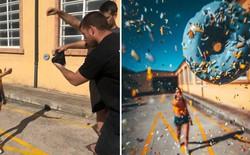 Nhiếp ảnh gia này sử dụng những mẹo nhỏ nhưng tạo được ảnh chụp độc lạ đến khó tin