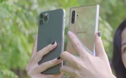 Thêm bài so camera giữa Galaxy Note10+ và iPhone 11 Pro Max ở nhiều điều kiện khác nhau