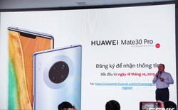 Huawei bán Mate 30 Pro tại Việt Nam: Giá 21.99 triệu, không có dịch vụ Google, quy trình đặt hàng rắc rối