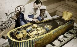 Những cái chết bí ẩn sau khi mở lăng mộ Pharaoh Tutankhamun