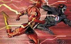 Flash là nhân vật chạy nhanh nhất Đa Vũ trụ DC, vậy 9 cái tên còn lại là những ai?