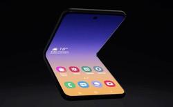 Samsung tung concept mới về smartphone màn hình gập kiểu vỏ sò