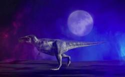 Mặt trăng lớn như thế nào trong thời đại khủng long?