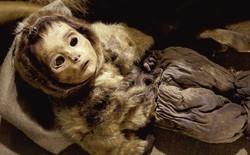 Phát hiện xác ướp em bé 6 tháng tuổi còn nguyên vẹn sau hơn 500 năm bị đóng băng