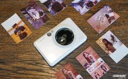 Dùng thử máy chụp in ảnh liền đầu tiên của Canon: gọn nhẹ, thời trang, kết nối được với smartphone để in thêm ảnh