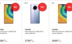 Huawei Mate 30 và Mate 30 Pro bất ngờ được bán ra tại một nước Châu Âu