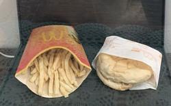 Suất ăn nhanh McDonald cuối cùng của Iceland được trưng bày tủ kính như tác phẩm nghệ thuật, 10 năm rồi vẫn chưa bị phân hủy