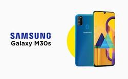Samsung ra mắt Galaxy M30s tại Việt Nam: Pin 6000mAh, 3 camera, giá 6.99 triệu đồng