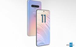 Galaxy S11 sẽ có màn hình lớn hơn, gồm 5 phiên bản, hỗ trợ 5G, tất cả đều dùng màn cong
