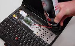 Dữ liệu có thể bị ăn trộm bằng cách đóng băng thanh RAM bằng ni tơ lỏng