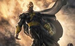 Chính thức: The Rock về đội DC với vai phản diện Black Adam - đối thủ của phù thủy Shazam