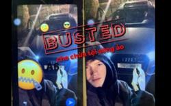 Anh: Ngang nhiên khoe ô tô ăn trộm được lên Instagram, nhóm cướp thích sống ảo bị cảnh sát tóm gọn