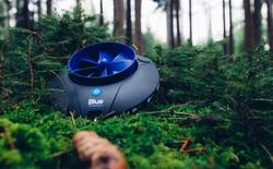 """Blue Freedom Portable: Máy thủy điện bỏ túi nhỏ như cái đĩa, """"bơi"""" 1 tiếng đủ sạc 10 giờ , có cả bản nằm gọn trong ống nước để dùng tại nhà"""