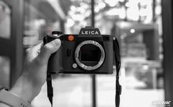 Trên tay máy ảnh không gương lật 'dành cho 1% dân số' Leica SL2: Thiết kế sang, cảm biến 47MP, giá gần 160 triệu đồng