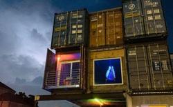 Nhà thiết kế hô biến những container chở hàng thô kệch thành ngôi nhà mơ ước
