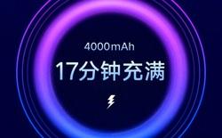Công nghệ sạc siêu nhanh 100W của Xiaomi đã sẵn sàng thương mại hóa, sạc đầy pin 4000mAh chỉ trong 17 phút